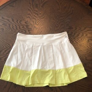 Sports skirt size small only washed never worn